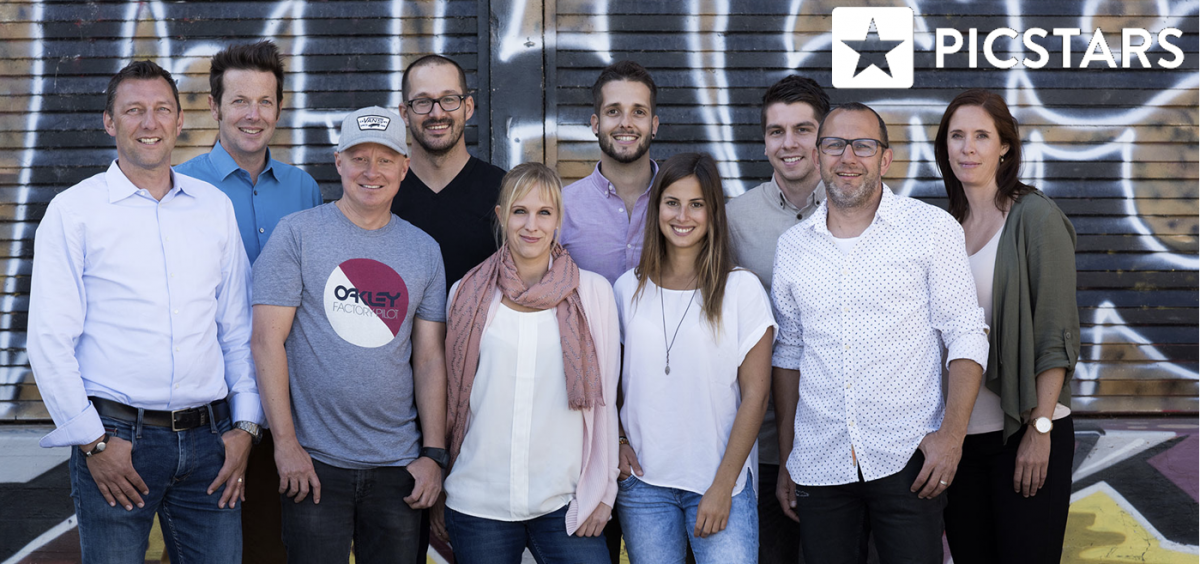 Picstar closes Series A and strengthens board | investiere